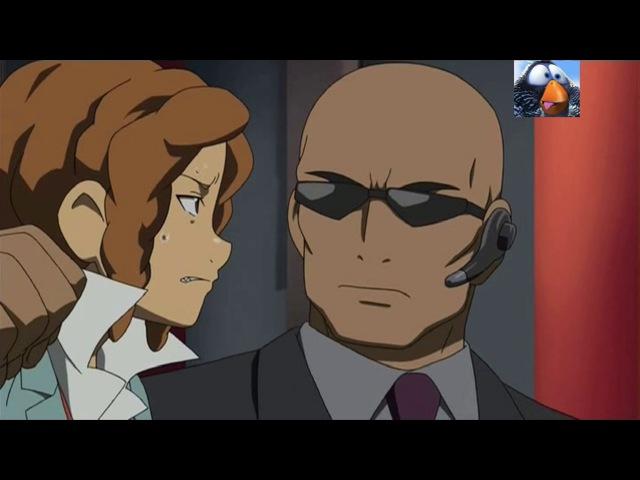 «LBX — Битвы маленьких гигантов» 1 сезон 16 серия.