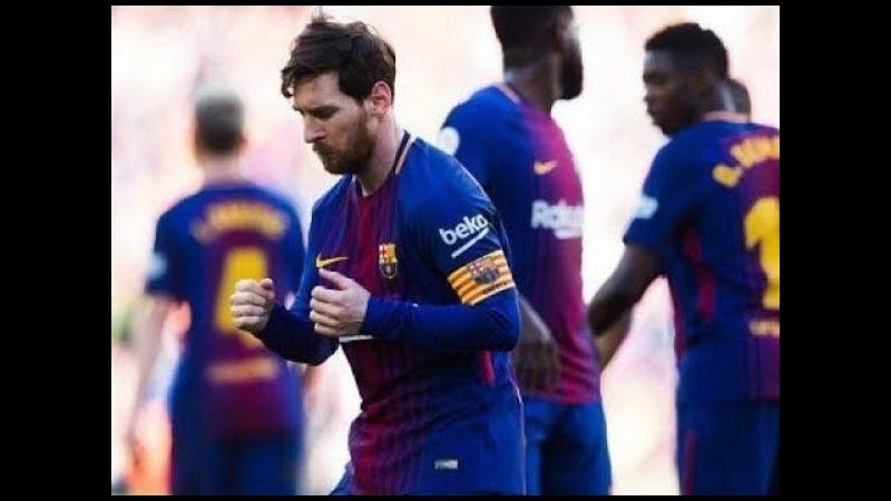 أهداف مبارة برشلونة و أتلتيكو بلباو (2-0) -lميسي