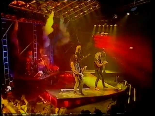 Def Leppard - Heaven Is - Top Of The Pops - Thursday 21st January 1993