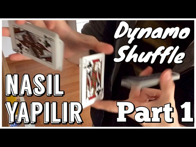 Dynamo gibi Kart Karıştırın! Part 1 Basit Sybil
