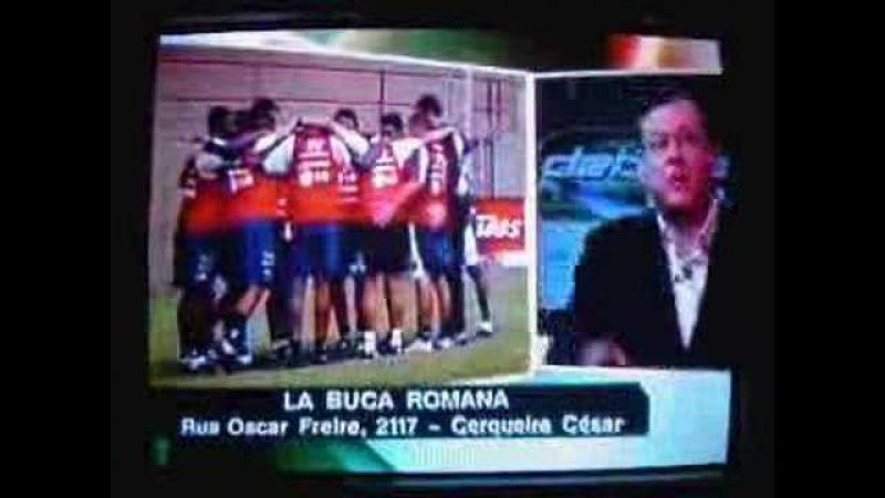 Treino do São Paulo Futebol Clube