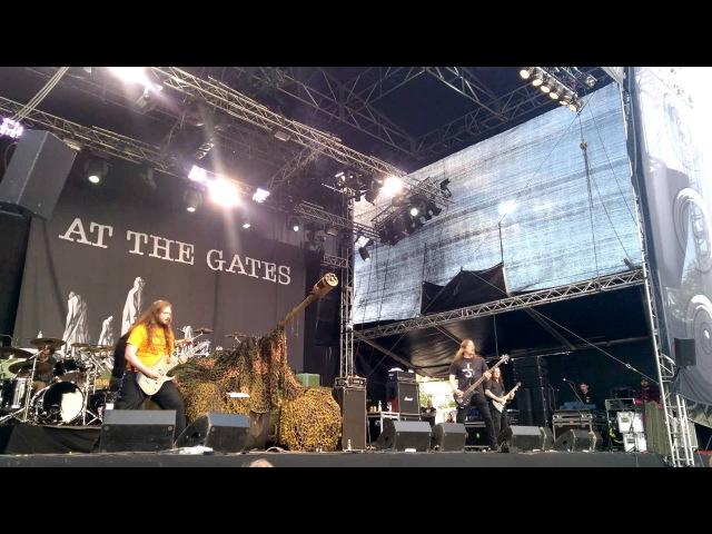AT THE GATES -