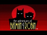 Артур Админ стрим the Adventures of Batman and Robin Sega Mega Drive Genesis