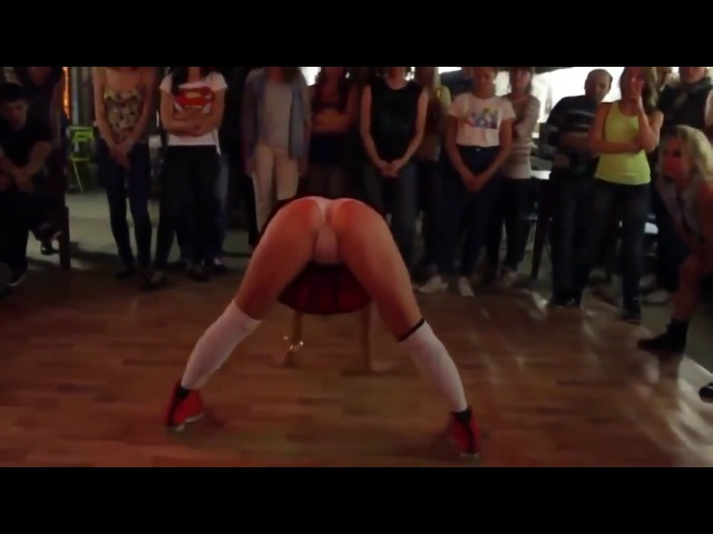 Девушки танцуют тверк 8 / Booty twerk dance 8