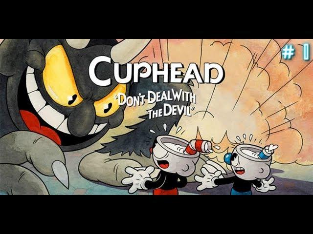 Cuphead ► МУЛЬТЯШНЫЙ ПЛАТФОРМЕР ► 1