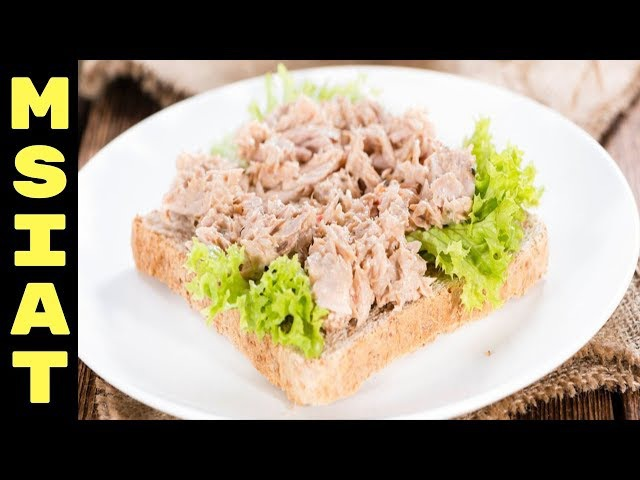 Do Not Eat Tuna Ever Again Before It's Too Late! It Might Happen To You | MSIAT Health