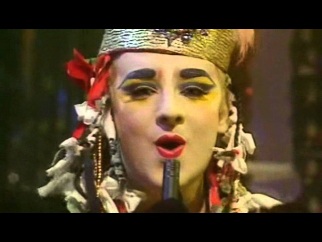 Band Aid - Do they know it's Christmas (Top of The Pops, 1984 - widescreen)