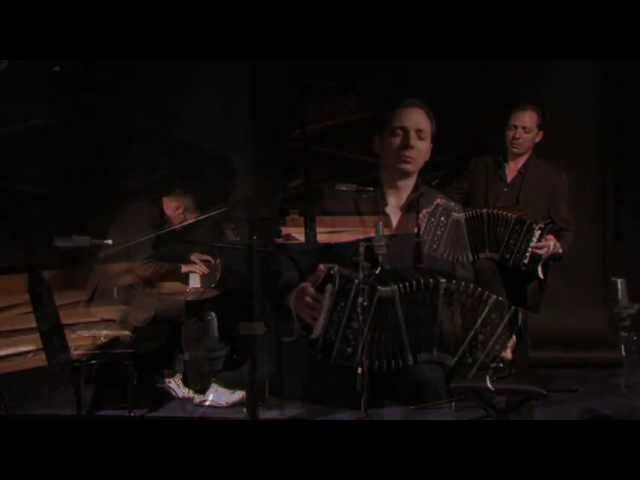 Adios Nonino - Astor Piazzolla - Pasquale Stafano piano Gianni Iorio bandoneon
