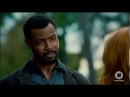 Shadowhunters 3x01 Clary and Luke Talk Scene Season 3 Episode 1