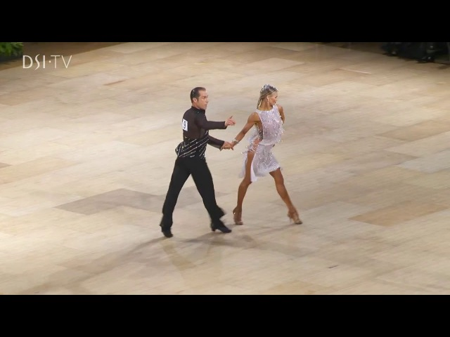 Riccardo Cocchi Yulia Zagoruychenko's solo dance from the UK Open 2018