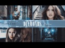 ● Diamonds Sony Vegas Coloring