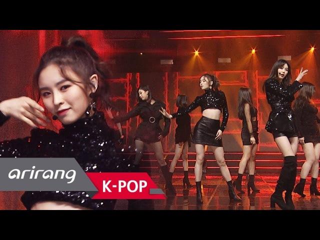 [Perf] CLC – Black Dress @ Simply K-Pop Ep.303 160318