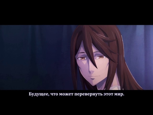 God Eater 10 серия [Ger-Dub, Rus-Sub]