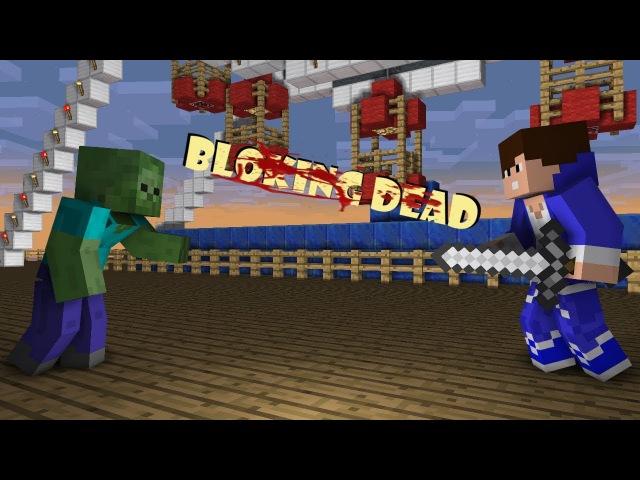 Minecraft Bloking dead