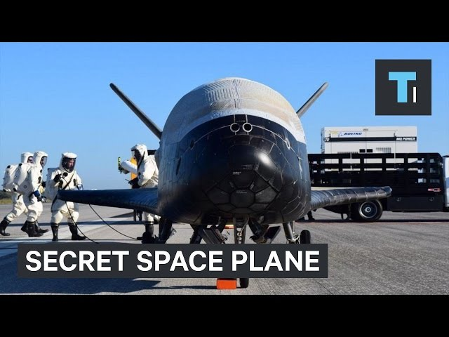 The US Air Forces top secret space plane lands after 2 years in orbit — and no one knows why