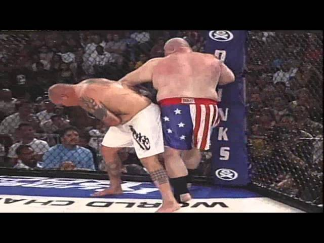 Butterbean vs Wesley 'Cabbage' Correira