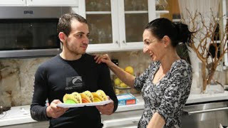 Առնակի Բաղադրատոմսը - Taco Recipe - Թակո - Heghineh Cooking Show in Armenian