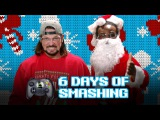 DAY ONE: AJ STYLES smashes the ORIGINAL XBOX CONTROLLER! - 6 Days of Smashing