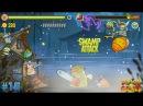 Прохождение игры Swamp Attack Android 16 Вечеринка с Боссами