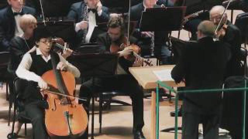 П.И.Чайковский-соло из балета Спящая красавица F-dur