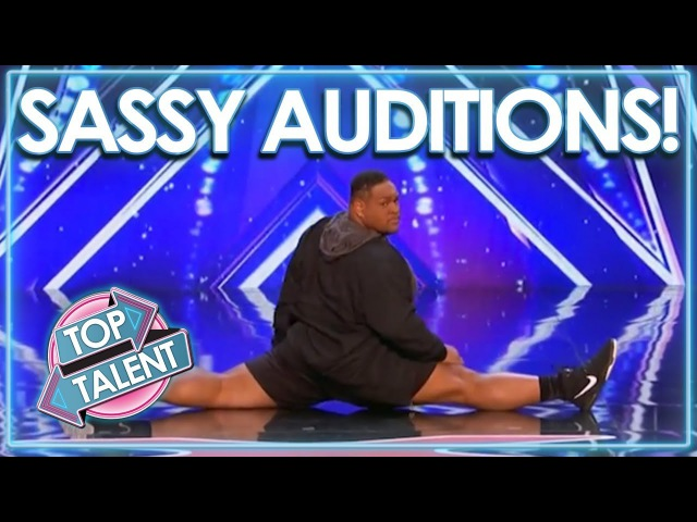 Sassiest Auditions From Got Talent, X Factor Idols WORLDWIDE! | Top Talent