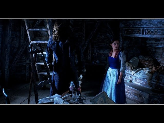 Beauty And The Beast| Belle Adam| Celine Dion- How Does A Moment Last Forever|