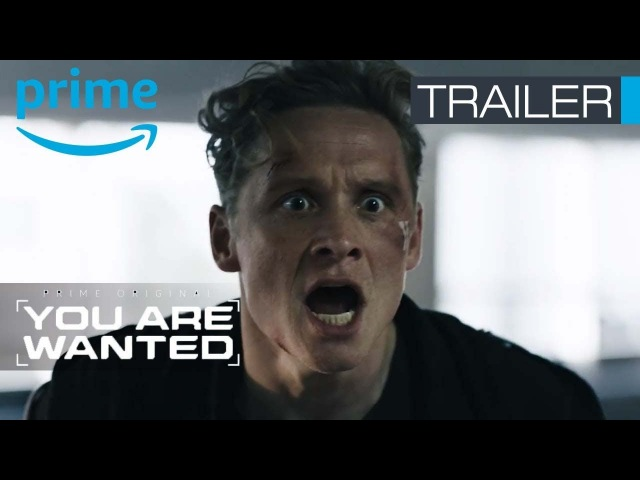 You Are Wanted Staffel 2 | Offizieller Trailer | Die Jagd auf Burning Man geht weiter » Freewka.com - Смотреть онлайн в хорощем качестве