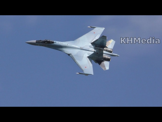 Су-35 МАКС 2017 Su-35 MAKS 2017 Су-35С Su-35S