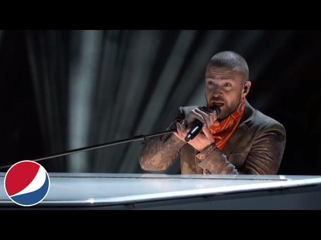 Justin Timberlake: Pepsi Super Bowl LII Halftime Show (FULL Performance) | Pepsi