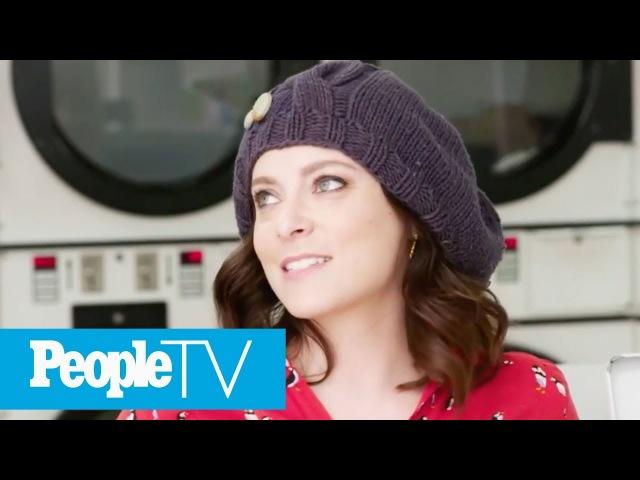Crazy Ex Girlfriend's Rachel Bloom Talks About Her Favorite Hat   PeopleTV   Entertainment Weekly