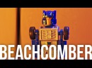 Titans Return BEACHCOMBER G1 stop motion animated review