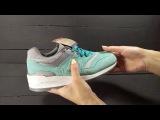 New Balance 997 замша мята в магазине Lins Shop UA