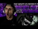Vapor Reacts 509 | [FNAF SFM COLLAB] FNAF 2 SONG FNAF 2 Alt Metal Cover by TFCraft Prod. REACTION