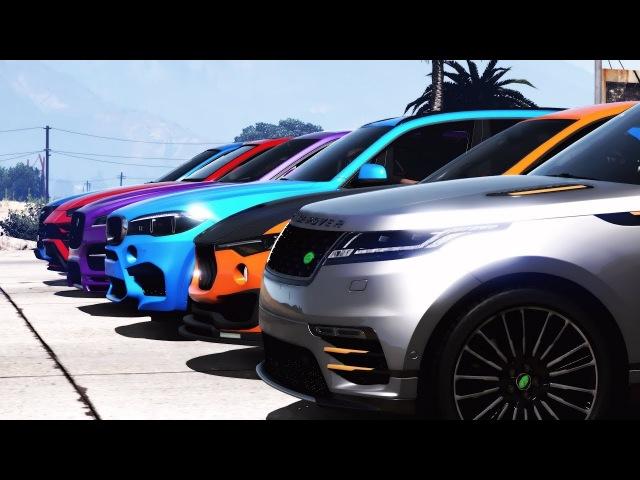 GTA 5 - Best SUV MODS 2018 - New Beta 2018 Graphics True 4k