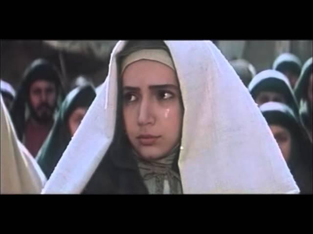 Meryem filminden Bu gelen meryem, kucağında bir de çocuk var