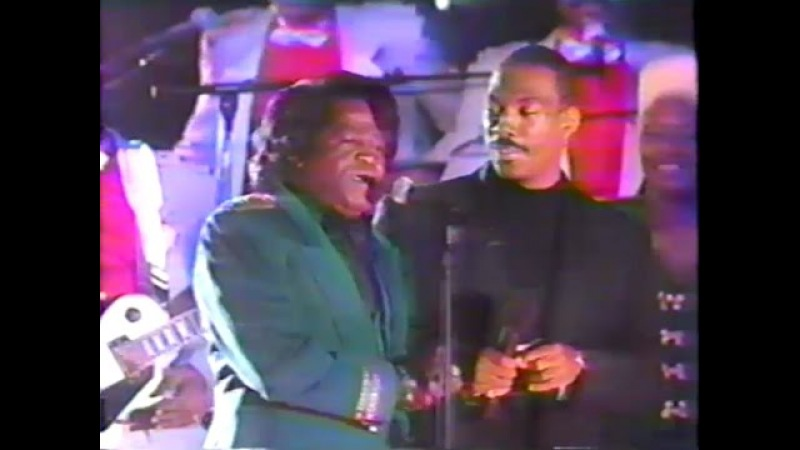James Brown Eddie Murphy Move On Richard Pryor Tribute