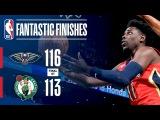 Best Plays From The Overtime Thriller In TD Garden: Boston Celtics vs New Orleans Pelicans #NBANews #NBA #Celtics #Pelicans
