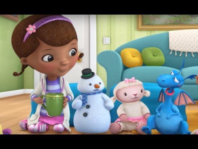 Доктор Плюшева - все серии подряд (Сезон 1 Серии 16,17,18) l Мультфильм для детей