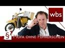 Darf ich wenn mir der Führerschein entzogen wurde Mofa fahren Rechtsanwalt Christian Solmecke