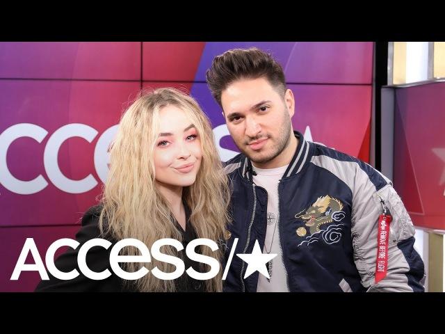 Sabrina Carpenter Jonas Blue Tease 'Alien' Music Video 'Jimmy Kimmel' Performance | Access