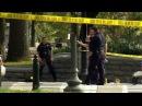 ВСША полиция застрелила женщину пытавшуюся намашине протаранить заграждения уБелого Дома
