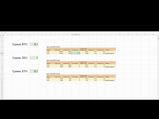 Сравнение Эксмо и Йобит при выводе 9% лучше 2% EXMO vs YoBit