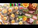 Чупа Чупс Говорящий Кот Том и друзья/Choco Balls Chupa Chups Tom Cat and Friends Surprise eggs toys