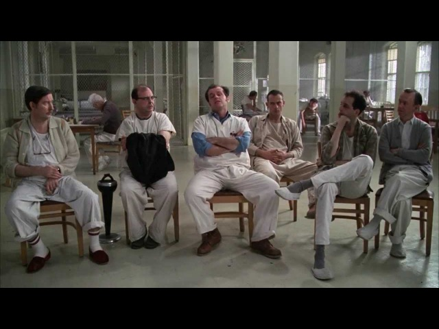 One Flew Over The Cuckoo's Nest Committed