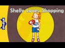 'sh' words Shelly Loves Shopping Level 3 By Little Fox