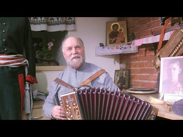 Владимир Скунцев, рук. ансамбля Казачий круг (Москва) - интервью (часть 2)
