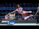 Video@rubyriottdaily | Charlotte Flair, Becky Lynch Naomi vs. The Riott Squad: SmackDown LIVE, Jan. 16, 2018
