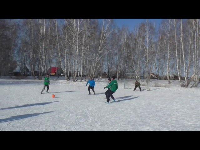 01 Гол Бондарь Дмитрия. (СЮ 5-2 Акбаш)