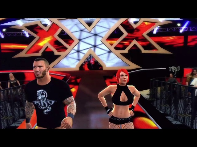 WWE 2K15: Angelina West (PS3)