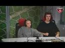 Фигуристы Иван Букин и Александра Степанова в гостях у Спорт FM. 11.11.2017